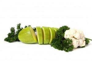 وصفات خضروات